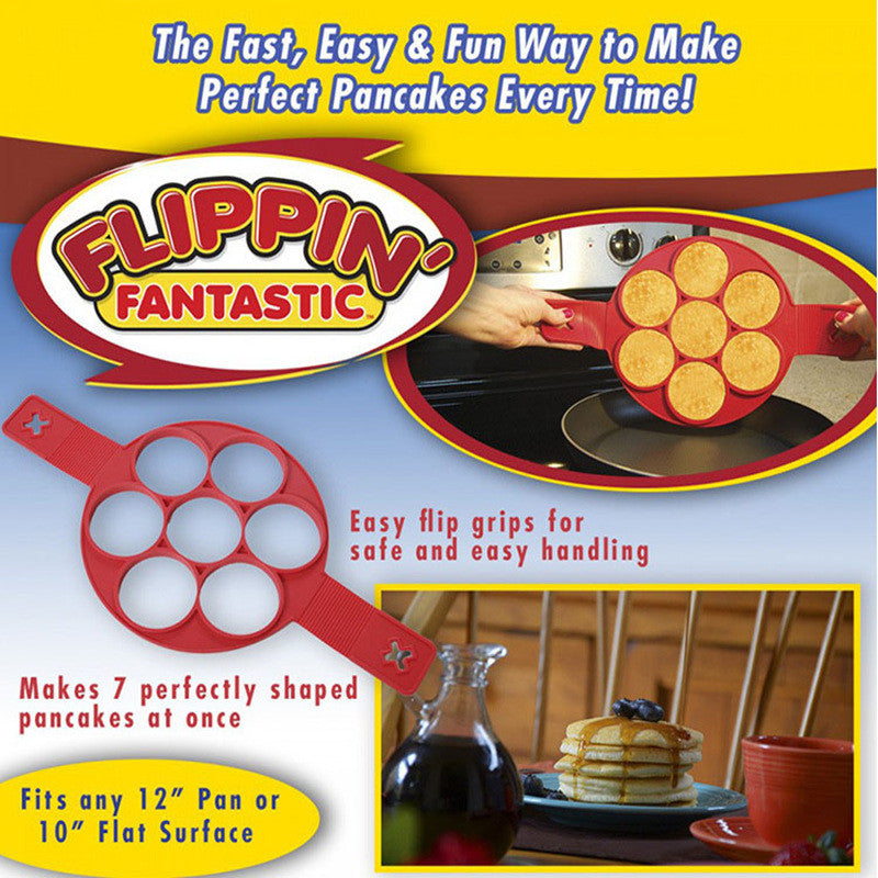 Fantastic Nonstick Pancake Maker Egg Ring