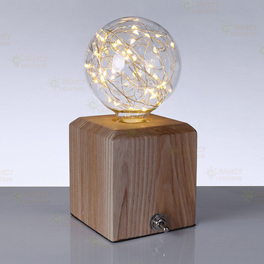 Creative Vintage Bulb Design LED