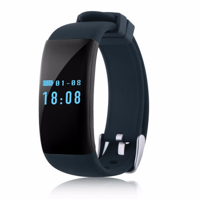 Original! DFit D21 Heart Rate Monitor Waterproof Swim Smart Android and iOS