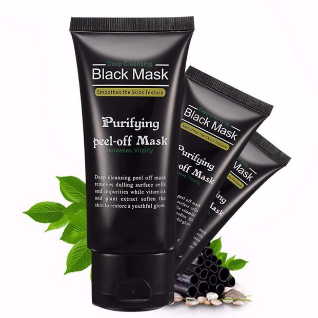 Deep Cleansing Black Mask For Men