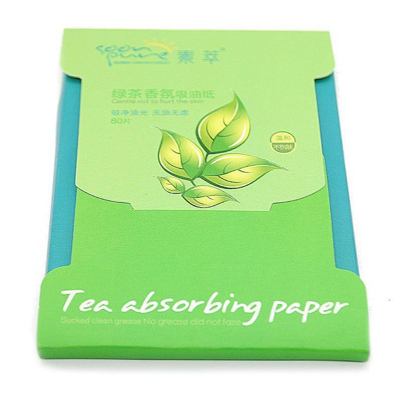 Face Paper Maquiagem Face Tools Oil Absorbing Paper Powerful Makeup Cleaning Facial Tissue