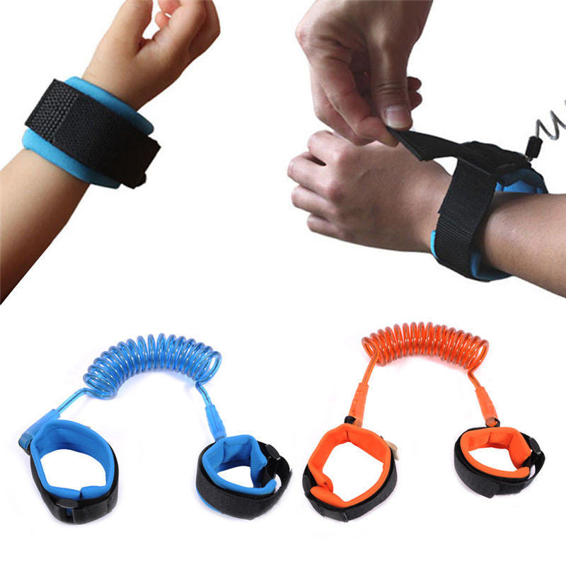 Kids Handle Anti-lost Belt Walker Wrestling Belt Strap Wrist Safety Harnesses