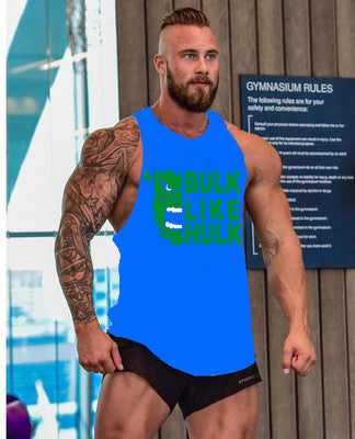 Bodybuilding Clothing Fitness Men Shirt