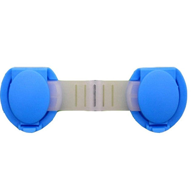 10Pcs/Lot Child Lock Protection Of Children Locking Doors
