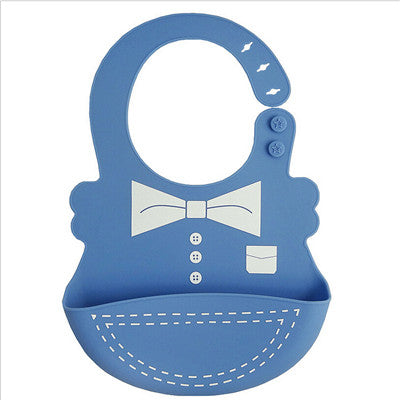 Baby bibs Waterproof silicone