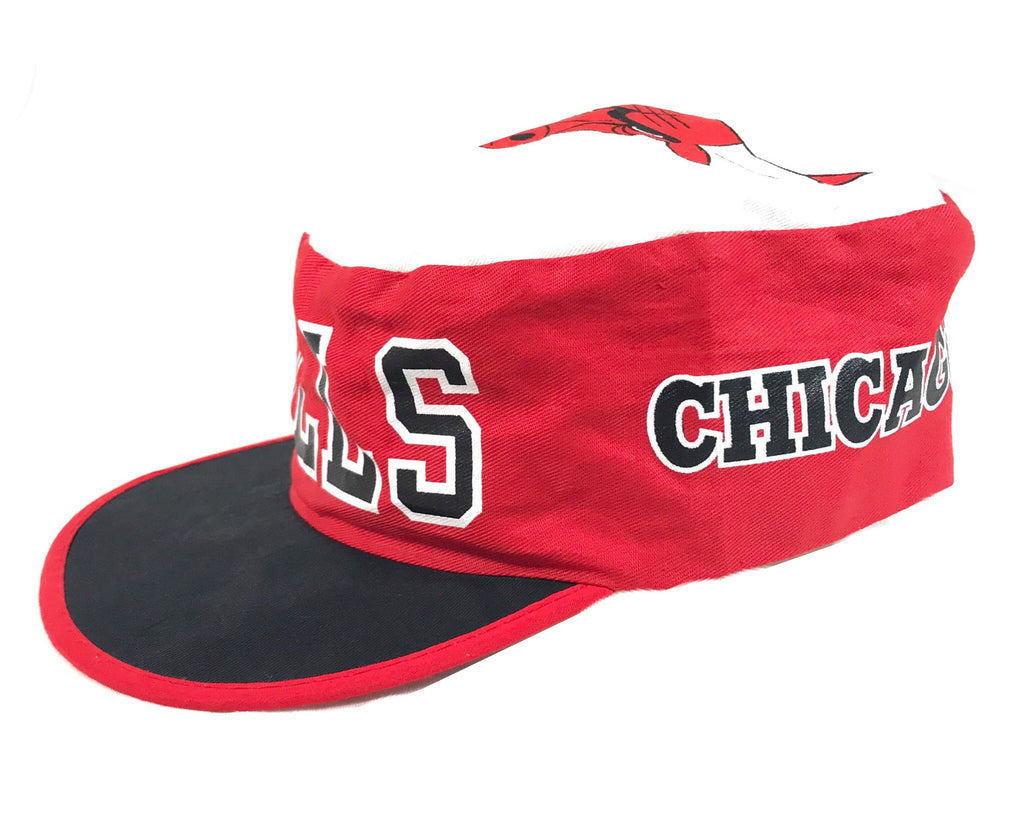 c44e44beaa0 ... discount code for vintage chicago bulls 90s painters hat 5864d 19738