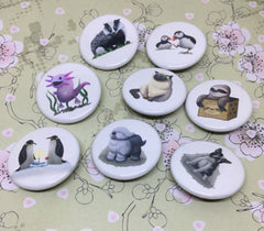 DuffleCat Badges