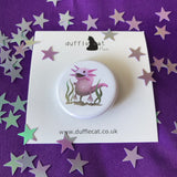 Axolotl Small Badge
