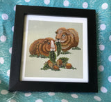 Ginger Guinea Pigs Limited Edition Art Print
