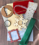 Creative Cats: Christmas Crafts Box