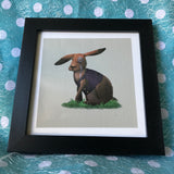 March Hare Limited Edition Art Print