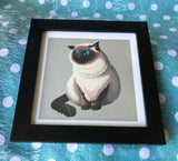 Cats: Himalayan Cat Limited Edition Art Print
