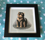 Dogs: Yorkshire Terrier Limited Edition Art Print