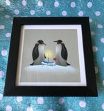 Love Penguins Limited Edition Art Print
