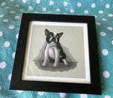 Dogs: French Bulldog Limited Edition Art Print