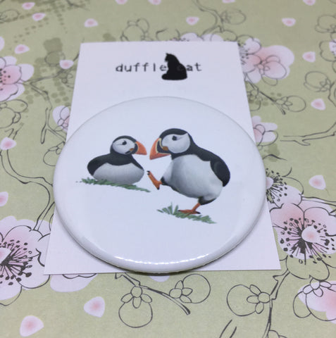 Puffins Magnet