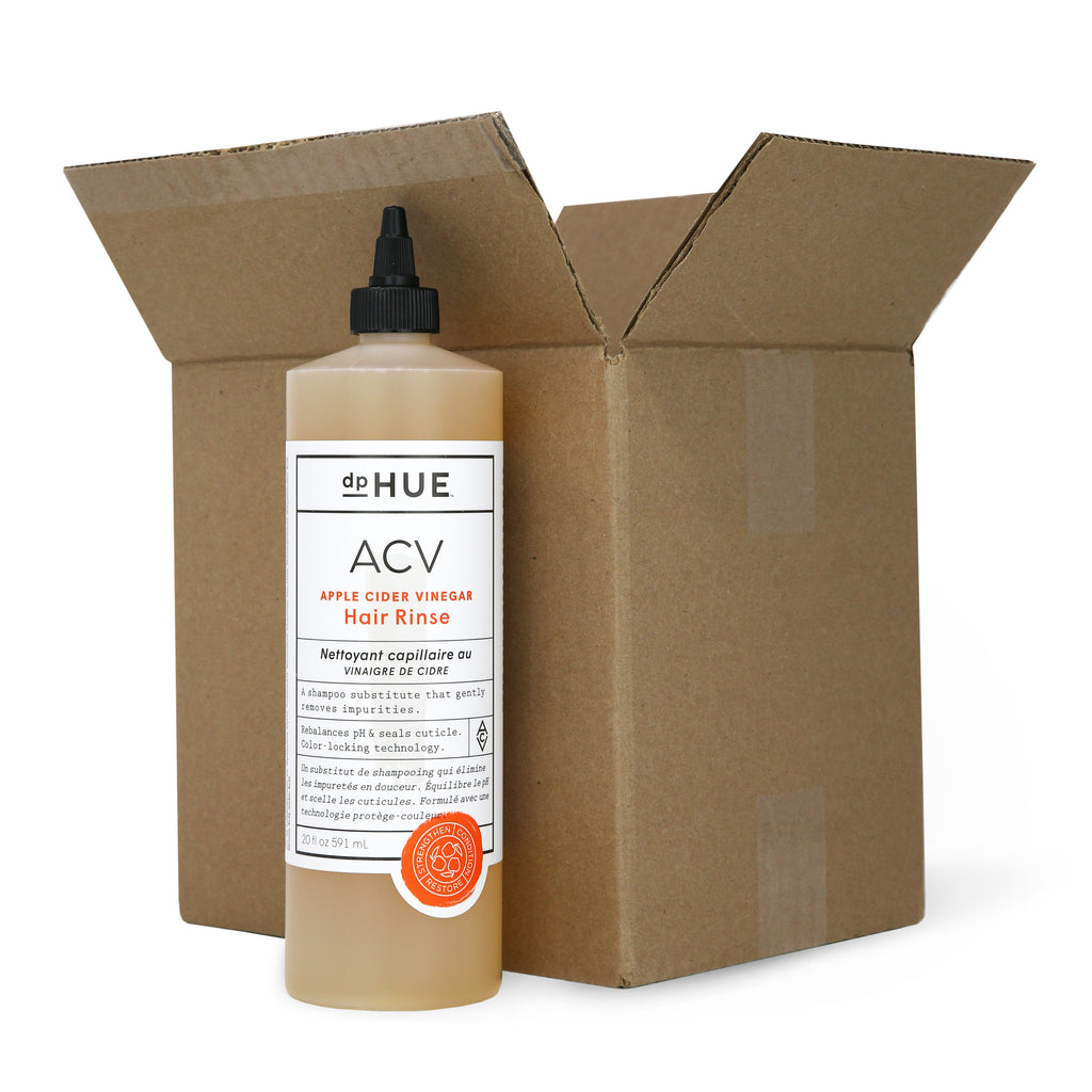 Jumbo Apple Cider Vinegar Hair Rinse Case Pack