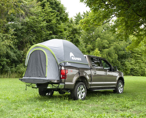 DEMO BACKROADZ TRUCK TENT 19 SERIES
