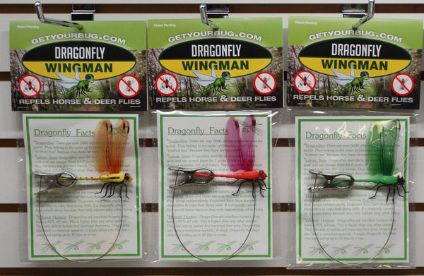 Dragonfly Wingman 3 Pack