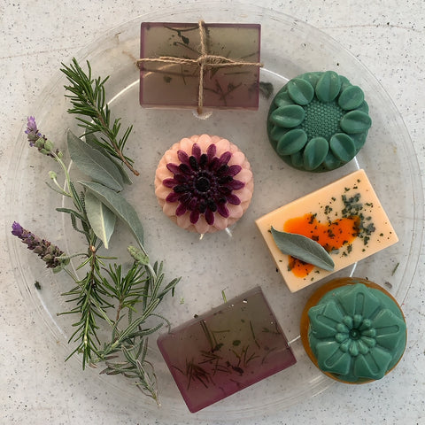 Natural Soap Making Workshop