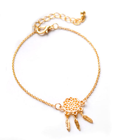 Pameng Dreamcatcher Charm Bracelets - Pretty Little Owls