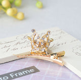 Shiny Rhinestone Crystal crown Hairpin - Pretty Little Owls
