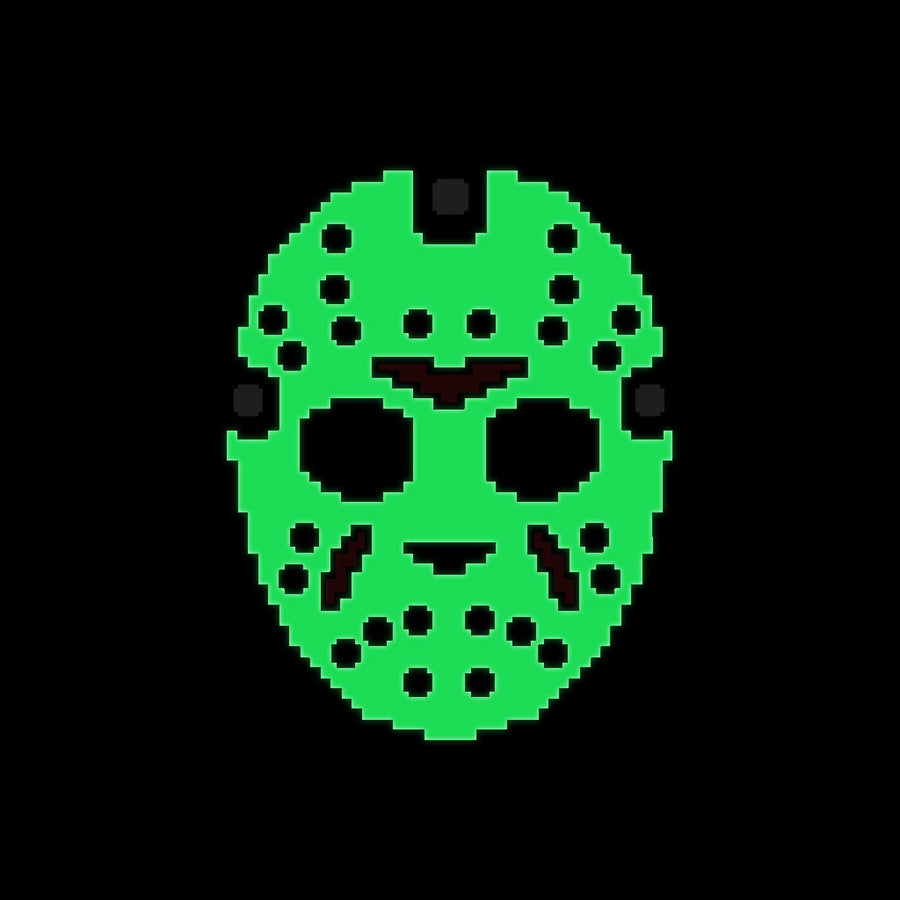 8-Bit Killer Enamel Pin