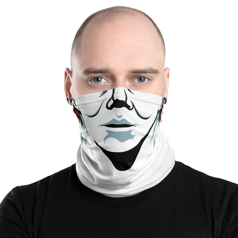 Boogeyman Face Mask/Neck Gaiter - Dystopian Designs