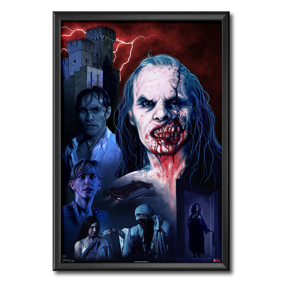 Castle Freak 12x18 Art Print
