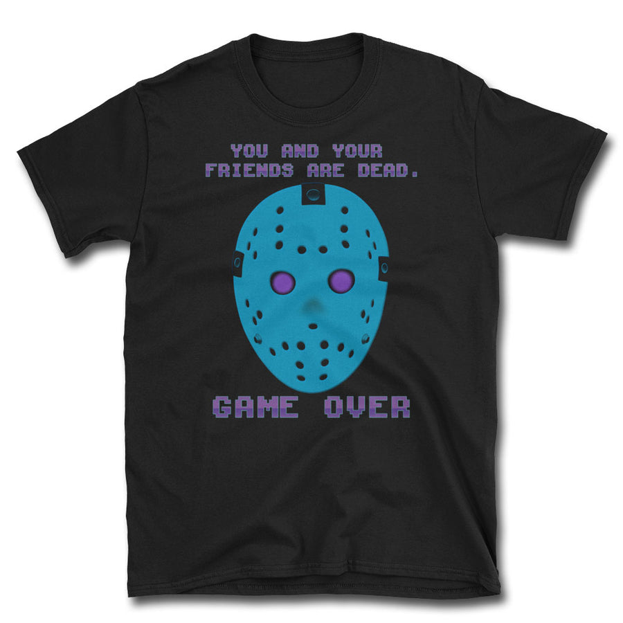 Game Over Retro T-Shirt
