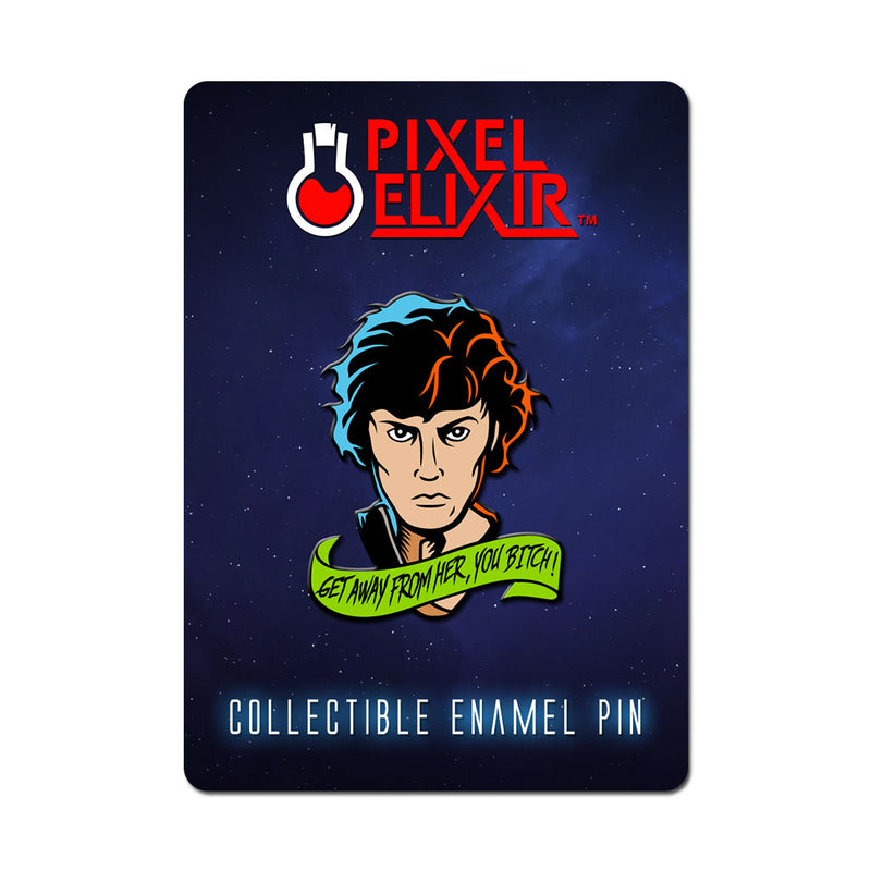 Get Away From Her, You Bitch Enamel Pin - Dystopian Designs