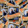 "Halloween October Ale 4"" Vinyl Sticker - Dystopian Designs"