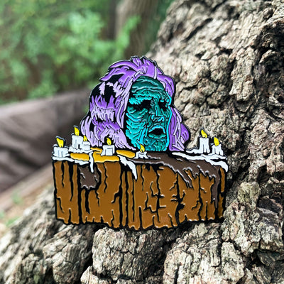 Kill For Mommy Enamel Pin