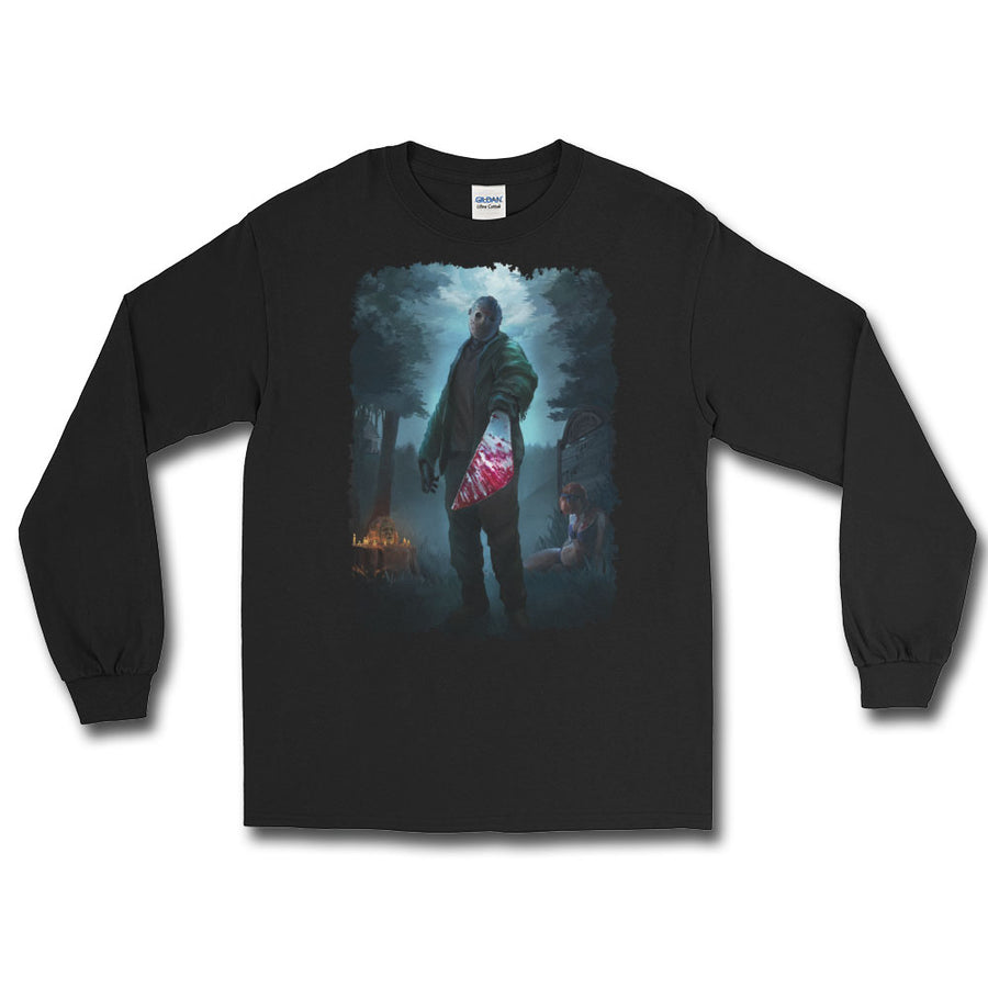 Legacy of the Lake Long Sleeve T-Shirt - Dystopian Designs
