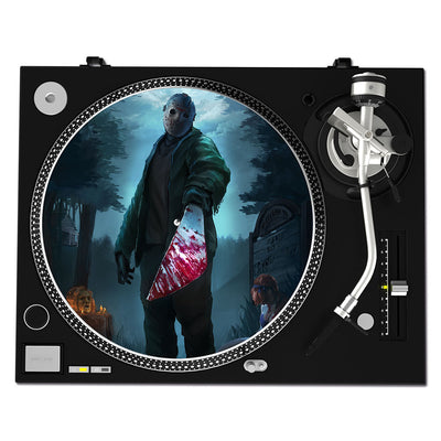 Legacy of the Lake Turntable Slipmat - Dystopian Designs