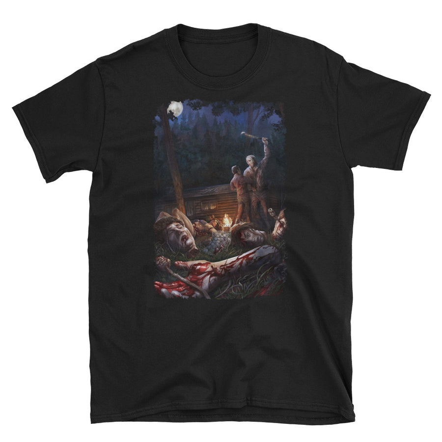 Marshmallow Massacre T-Shirt - Dystopian Designs