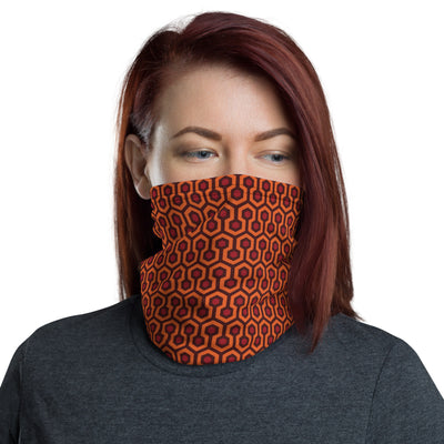 Overlook Hotel Face Mask/Neck Gaiter - Dystopian Designs