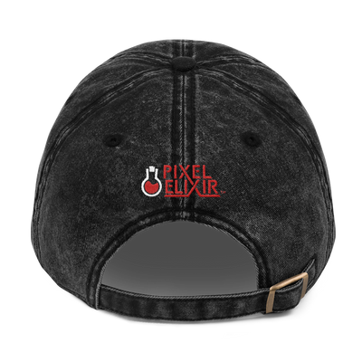 Slasher Vintage Dad Cap - Dystopian Designs