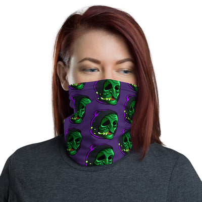 Radballs Witch Face Mask/Neck Gaiter - Dystopian Designs
