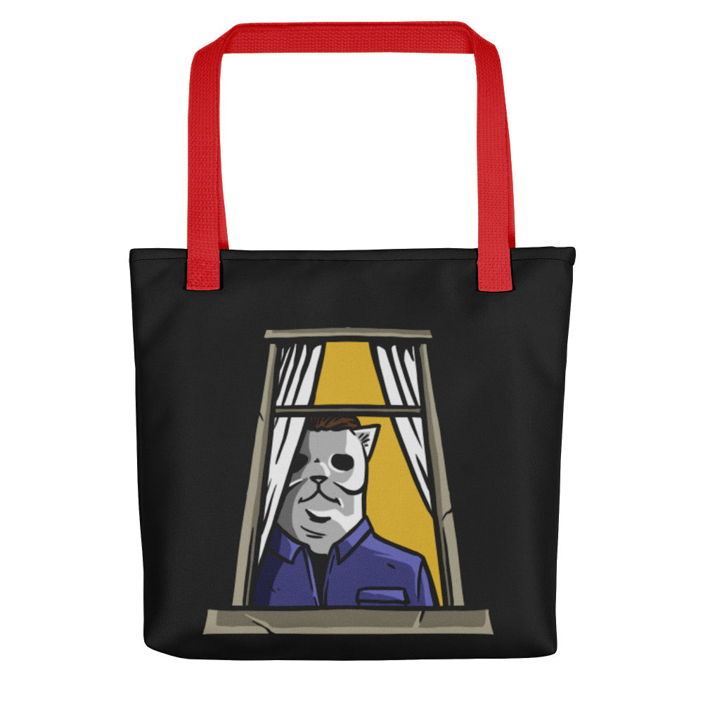 Terror Kitties Tote Bag