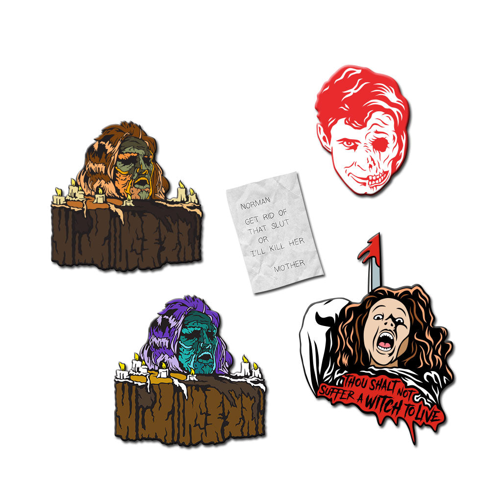 Mother's Day Deluxe Enamel Pin Bundle - Dystopian Designs