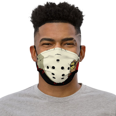 New Blood Face Mask