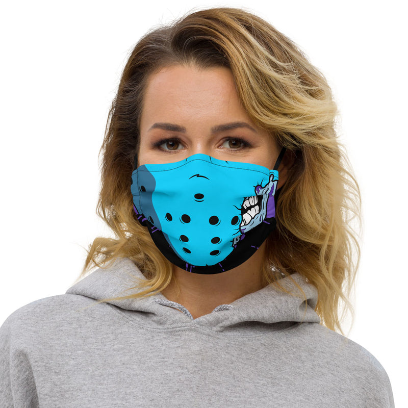 New Blood Retro NES Face Mask