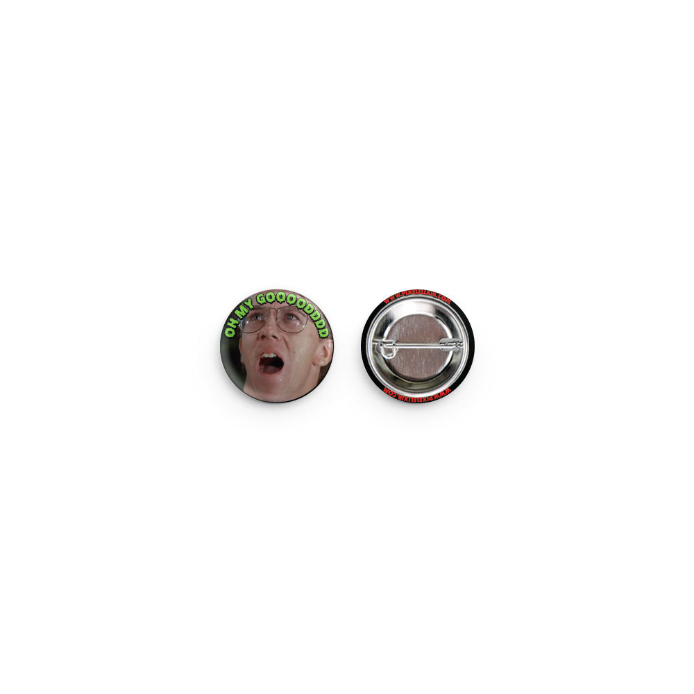 Troll 2 Button - Dystopian Designs