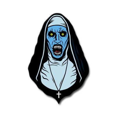 Pray For Death Enamel Pin - Dystopian Designs