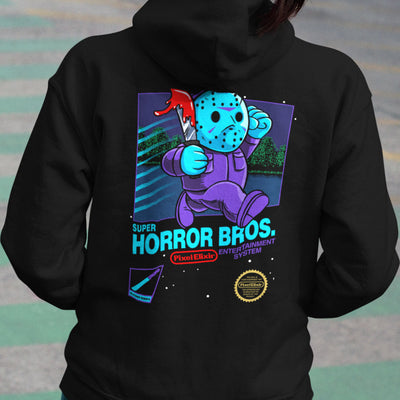 Super Horror Bros. Zip-Up Hoodie