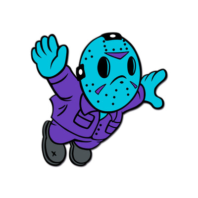 Super Horror Bros. 3 Enamel Pin