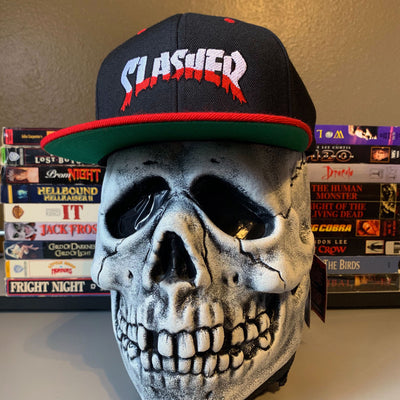 Slasher Snapback Hat - Dystopian Designs