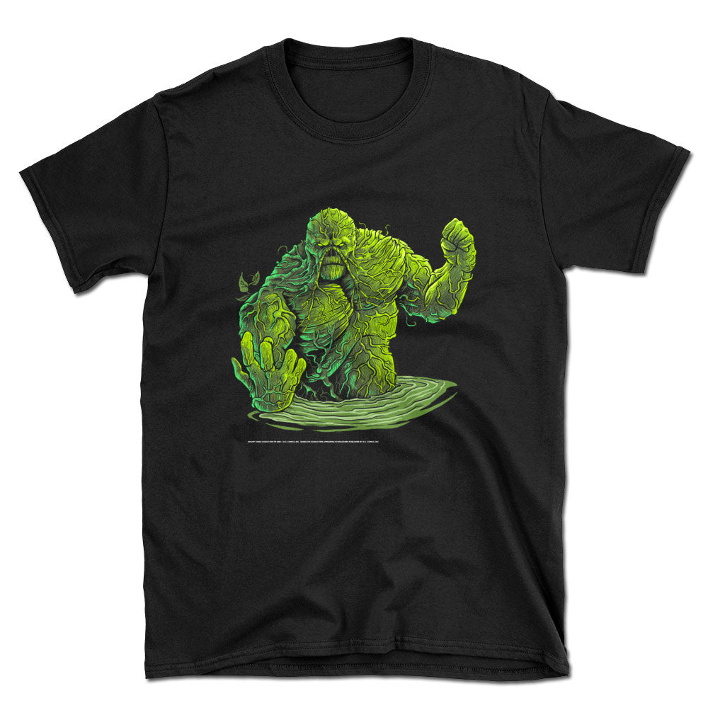 Return of Swamp Thing T-Shirt - Dystopian Designs
