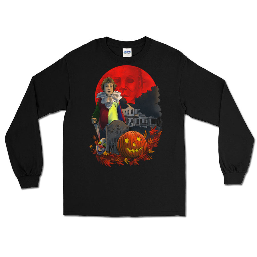 The Beginning Long Sleeve Shirt - Dystopian Designs